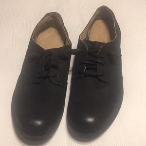 Sperry Wingtip Leather Topsiders Size 9.5